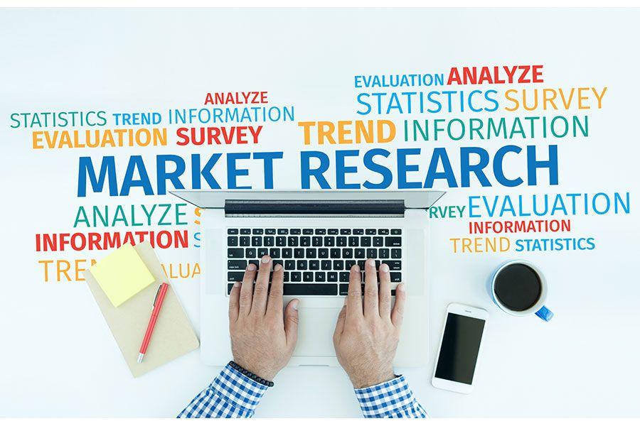 Výskum trhu spočíva v zbere a interpretácii údajov.